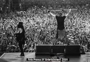 Guns And Roses - Lollapalooza 2020 (Foto Prensa DF Entertainment A001)