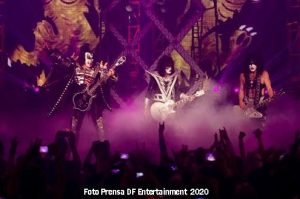 Kiss (Foto Prensa DF Entertainment - A002)