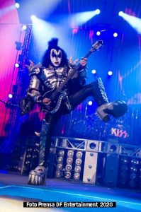 Kiss (Foto Prensa DF Entertainment - A012)