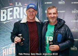 La Beriso (Cerveza Rabieta - Foto Gentileza Sony Music Argentina A003)