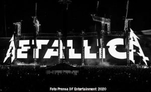 Metallica (Foto Prensa DF Entertainment A003)