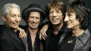 Photo Rolling Stones ( TRS - Official Website - A001)