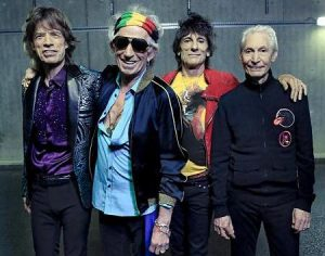 Photo Rolling Stones ( TRS - Official Website - A002)