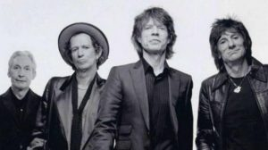 Photo Rolling Stones ( TRS - Official Website - A003)