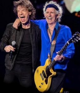 Photo Rolling Stones ( TRS - Official Website - A004)