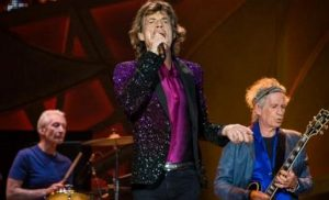 Photo Rolling Stones ( TRS - Official Website - A006)