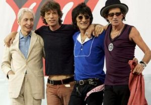 Photo Rolling Stones ( TRS - Official Website - A007)
