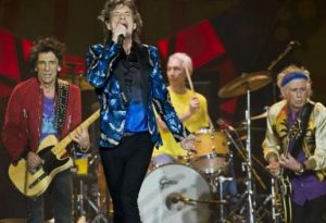 Photo Rolling Stones ( TRS - Official Website - A008)