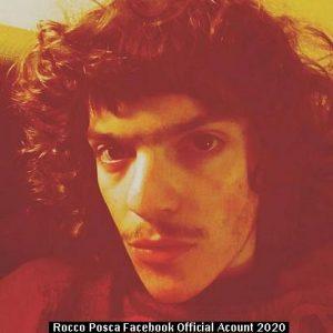 Rocco Posca (Foto Facebook Oficial 2020 - A011)