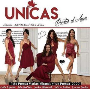 Unicas (Teatro Broadway - Marian Miranda y We Prensa - A002)