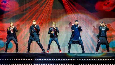 Backstreet Boys (Foto Prensa FD Entertainment A000)