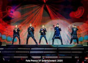 Backstreet Boys (Foto Prensa FD Entertainment A002)