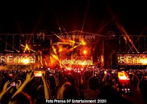 Backstreet Boys (Foto Prensa FD Entertainment A006)