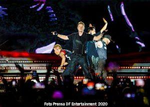 Backstreet Boys (Foto Prensa FD Entertainment A007)