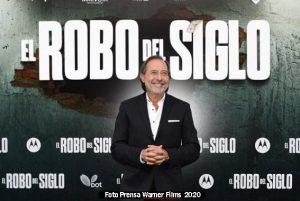 El robo del siglo (Foto Prensa Warner Films A001)