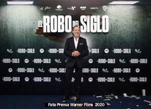 El robo del siglo (Foto Prensa Warner Films A002)
