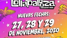 Lollapalooza (27 28 29 Noviembre 2020 San Isidro Foto D - DF Entertainment)