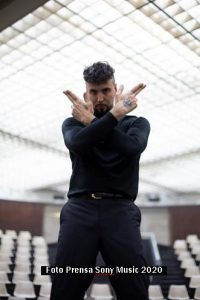 Presentaciòn Video Aves Dante Spinetta (Foto Sony Music A004)
