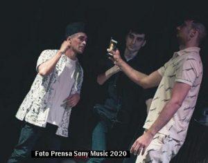 Presentaciòn Video Aves Dante Spinetta (Foto Sony Music A006)