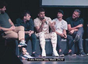 Presentaciòn Video Aves Dante Spinetta (Foto Sony Music A009)
