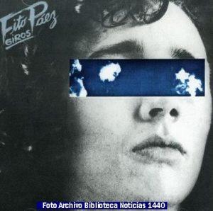 Discografìa Fito Pàez (Archivo Fotogràfico Biblioteca Noticias 1440 - A002)
