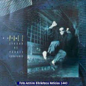 Discografìa Fito Pàez (Archivo Fotogràfico Biblioteca Noticias 1440 - A005)