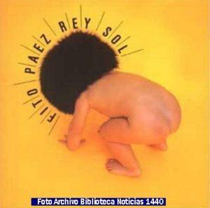 Discografìa Fito Pàez (Archivo Fotogràfico Biblioteca Noticias 1440 - A013)