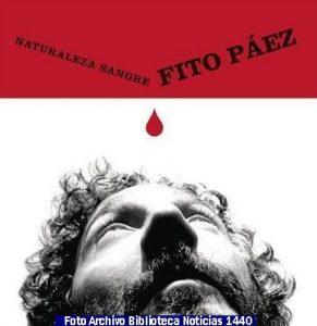 Discografìa Fito Pàez (Archivo Fotogràfico Biblioteca Noticias 1440 - A014)
