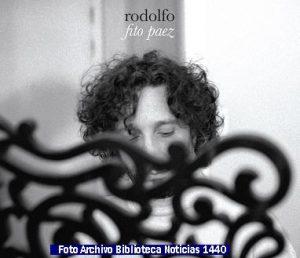 Discografìa Fito Pàez (Archivo Fotogràfico Biblioteca Noticias 1440 - A019)