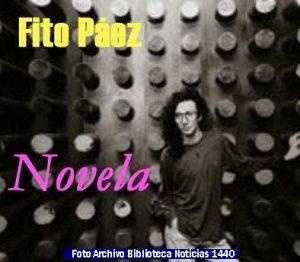 Discografìa Fito Pàez (Archivo Fotogràfico Biblioteca Noticias 1440 - A024)