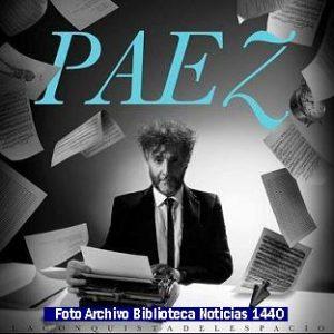 Discografìa Fito Pàez (Archivo Fotogràfico Biblioteca Noticias 1440 - A025)