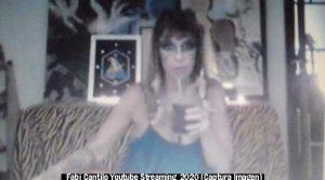 Fabiana Cantilo (Streaming Live Youtube - 28 03 2020 A005)