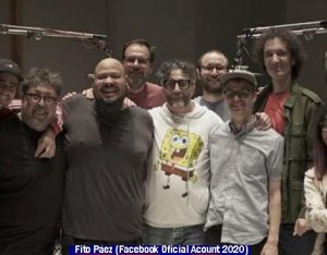 Fito Pàez (Facebook Official Account 2020 - A008)