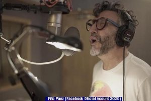 Fito Pàez (Facebook Official Account 2020 - A010)