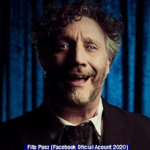 Fito Pàez (Facebook Official Account 2020 - A012)