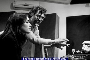 Fito Pàez (Facebook Official Account 2020 - A017)