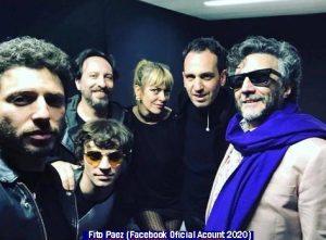 Fito Pàez (Facebook Official Account 2020 - A018)