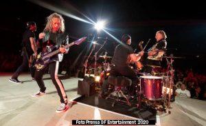 Metallica (Hip San Isidro 4 Diciembre 2020 Foto B)
