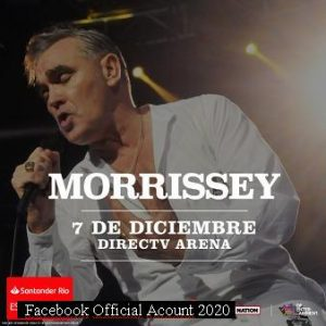 Morrissey (Facebook Official Account A001)