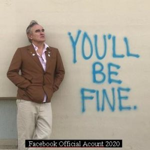 Morrissey (Facebook Official Account A002)