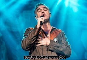 Morrissey (Facebook Official Account A003)