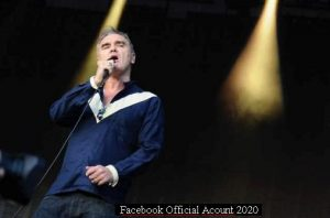 Morrissey (Facebook Official Account A009)