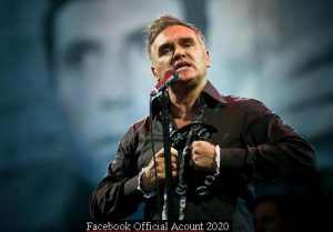 Morrissey (Facebook Official Account A010)