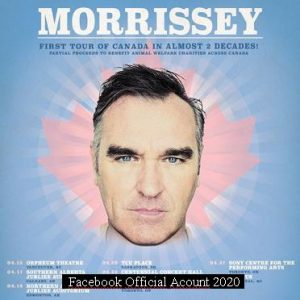 Morrissey (Facebook Official Account A011)