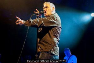 Morrissey (Facebook Official Account A012)