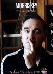 Morrissey (Facebook Official Account A013)