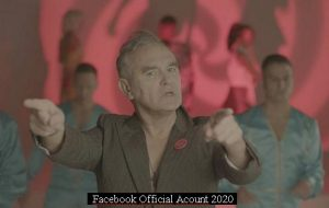 Morrissey (Facebook Official Account A014)