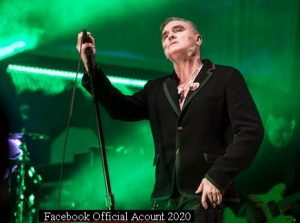 Morrissey (Facebook Official Account A017)