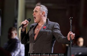 Morrissey (Facebook Official Account A018)