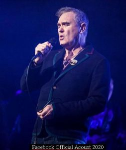 Morrissey (Facebook Official Account A022)